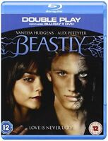 Beastly - Double Play (Blu-ray + DVD)[Region 2]