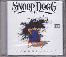CD ♫ Audio **SNOOP DOGG ~ DOGGUMENTARY** nuovo sigillato