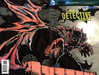 DC DETECTIVE COMICS #20 Original Art Sketch BATMAN ROBIN JOKER HARLEY IVY GOTHAM