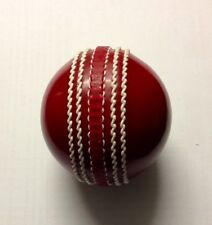 6 x Gravity Speedy 2 Piece Alum Tanned Leather Cricket Ball +AU Stock +Free Ship