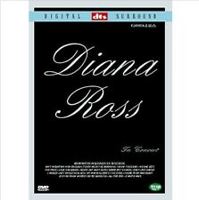DIANA ROSS In Concert DVD - Live Las Vegas (New & Sealed)