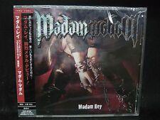 MADAM REY ST JAPAN CD Atsushi Yokozeki Bronx Ded-Chaplin Animetal