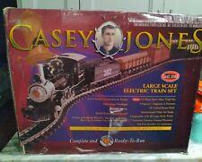 Casey Jones Electric Train Set Bachmann Big Hauler  Large G Scale