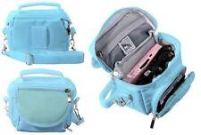 Bolsa azul para consolas y videojuegos