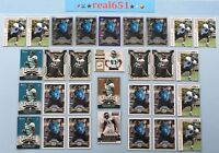 2012 FLETCHER COX Rookie Lot x 30 RC | Topps Chrome Refractor /499 Gold + Eagles
