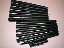 12x Faber-Castell Uniball micro fine blau 140551 UB-120 Tinten-Kugelschreiber