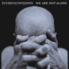 Breaking Benjamin - We Are Not Alone [CD]