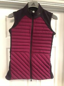 Adidas Ladies Golf Frostgaurd Gilet/Vest Brand New With Tags XS Rrp £100