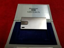 New listing VINTAGE MARUMAN ELECTRONIC LIGHTER RARE BATTERY OPERATED IC IGNITION RETRO