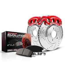 Power Stop CRK091 front Z17 Evolution Geomet Coated Brake Kit