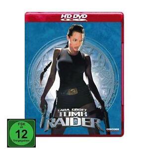 HD DVD TOMB RAIDER 1 - ANGELINA JOLIE *** NEU ***