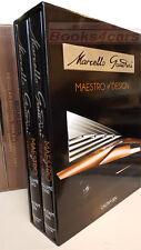 GANDINI BOOK DESIGNER MAESTRO MARCELLO SEN GAUTAM LAMBORGHINI