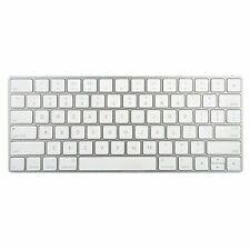 Apple MLA22LL/A Wireless Rechargeable Keyboard - Silver