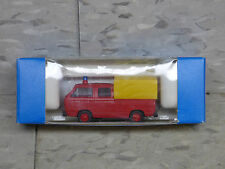 NEW Roco Minitanks / Herpa Modern German VW T3 Fire Vehicle Assist Van Lot 1029