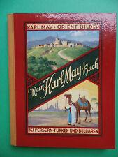 Karl May Orient-Bilder (Bei Persern...) - Behrends 1951 - komplett + Top