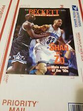 APRIL 1994 SHAQ BECKETT MAGAZINE