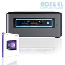 Intel NUC 7i3BNH - Core i3-7100U 2x 2.4Ghz, 8 GB,WLAN,120GB SSD - Windows10#762
