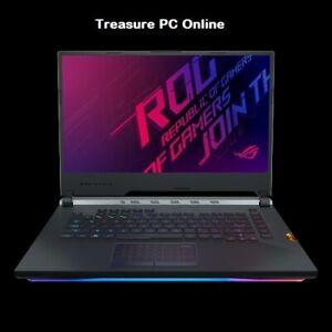 "Asus ROG STRIX SCARIII GL531GV-AZ201T i7 9750H 16GB RAM 512GB SSD RTX2060 15.6"""