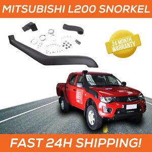 Snorkel Mitsubishi L200 06-09 3,2 diesel Raised Air Intake