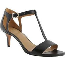 Leather Strappy Heels Women's Nine West