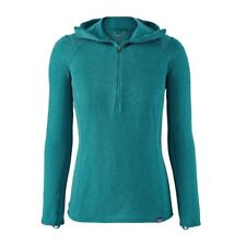 Patagonia Capilene® Thermal Weight Zip-Neck Hoody Size S rrp £100 DH181 JJ 11