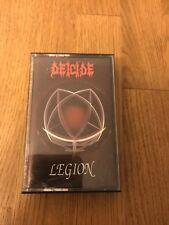 Rare Original Cassette Album - Deicide - Legion - 1992