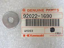 Kawasaki NOS NEW  92022-1690 Washer AN EJ KX KDX KLX KSV KXT ZR ZX 1985-2017