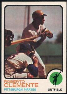 1973 Topps Baseball - Pick A Card - Cards 1-330