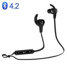 Nuevos Auriculares Audífonos Bluetooth Música Deporte Gimnasio Ciclismo manos libres para llamadas telefónicas