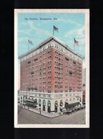 C 1925 The Tutwiler Birmingham Alabama Postcard - Original Hotel at 5th Avenue N