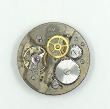 RARE WELSBRO MILITARY SWISS 17J MANUAL WIND WATCH MOVEMENT FOR PARTS OR REPAIR