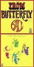 """IRON Butterfly """"palla"""" opera di 1969 con nove canzoni! UNGHIE NUOVO CD!"""