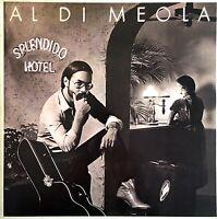 Al Di Meola 2xLP Splendido Hotel - Europe (EX/EX+)