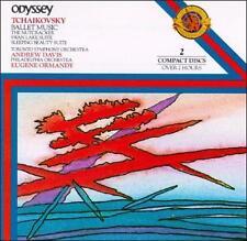 Tchaikovsky:The Nutcracker,Op.71/Swan Lake Suite/Sleeping Beauty Suite (CD,