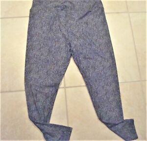 LuLaRoe Black/White Leggings TC2 Tall Curvy 2 NWOT