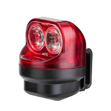 Waterproof Self-Powered Bike Taillights Magnetic Induction Bicycle Rear Light