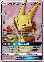 Alakazam GX - Custom Pokemon Card
