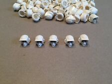 LEGO Star Wars Biker Scout Helmet Lot of 5 minifigure minifig Accessory Helm