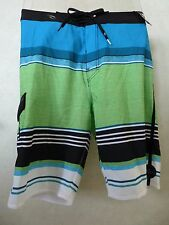 NEW RIP CURL SURF OVERRULED MIRAGE STRETCH BOARDSHORT BOARD SHORT SIZE 32 T5