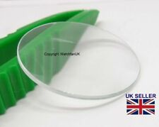 DOMED GLASS CRYSTAL For Seiko 7T94-0AH0 7T92-0LT0 7T92-0LV0 #461