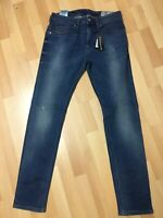 MEN Diesel THOMMER LYOCELL STRETCH Denim 084NV BLUE Slim W30 L32 H6 RRP£170