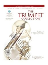 The Trumpet Collection Intermediate To Advanced Learn to Play Lesson MUSIC BOOK