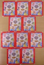 Paw Patrol Mighty Pups ~ Panini Sticker Collection ~ 10 x Sealed Packs