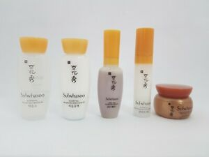 [Sulwhasoo] Basic(5 items)travel kit Concentrated Ginseng Renewing2set-[No box]