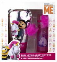 Minions Unicorn Body Mist Gift Set for Kids