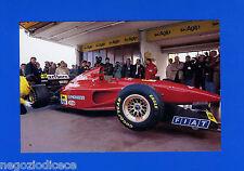 Cartoline / Card - PHOTOCARD PHOTOPRINT FERRARI - Panini 1998 - n°1 - F1 412 T1