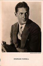 Charles Farrell CPA Film Stars (326640)