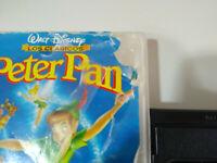 Peter Pan Los Clasicos de Walt Disney - VHS Español
