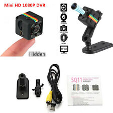 Mini FHD 1080P Car Spy Hidden DVR Camera Video Recorder+ IR Night Vision Motion