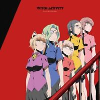 KMM DAN-WITCH CRAFT WORKS (TV ANIME) OUTRO THEME: WITCH ACTIVITY-JAPAN CD C00